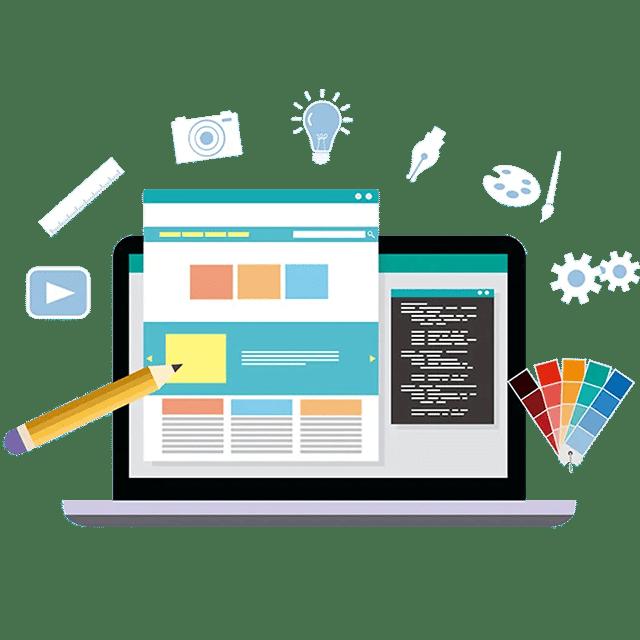 靜態網頁設計web design公司展示
