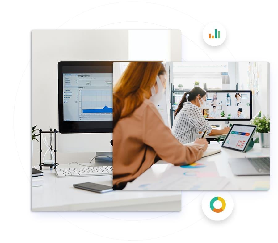 營銷數據及工作環境